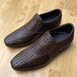 Giày da cá sấu cao cấp GCFL1412