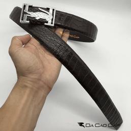 Thắt lưng da cá sấu cao cấp TCLA402P2