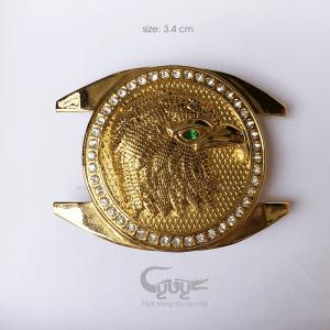 Đầu khóa dây nịt con đại bằng size 35