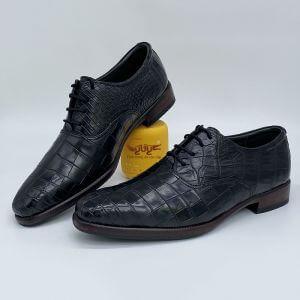 Giày da cá sấu - GC-07BD