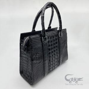 Túi xách da cá sấu mã TX302010
