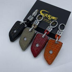 Bao da chìa khóa ô tô BMW