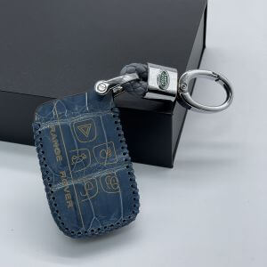Bao da chìa khóa range rover