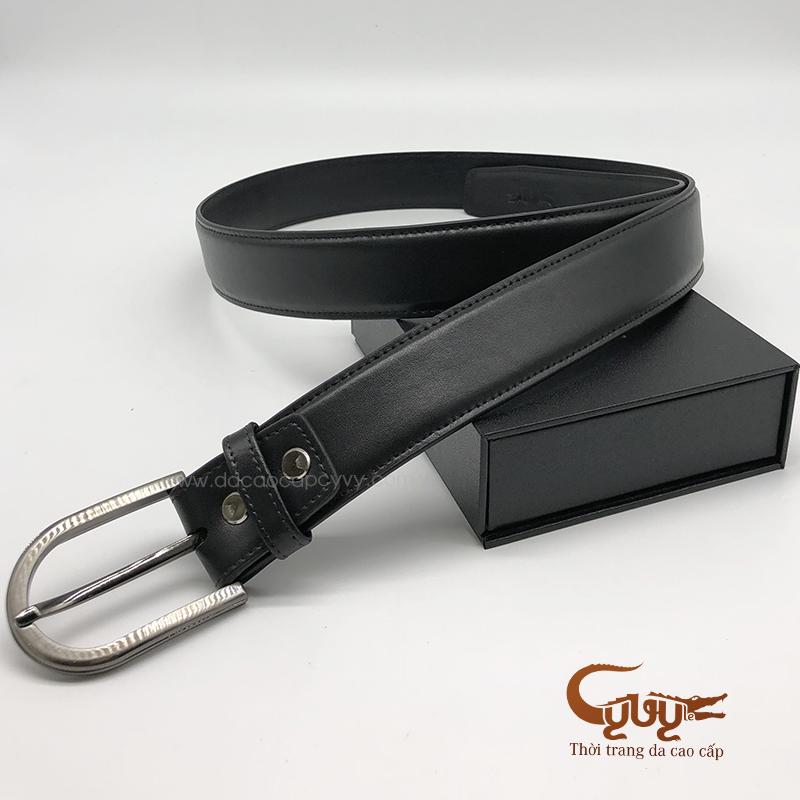 Thăt lưng da bo cao câp ma - tb35b - 2