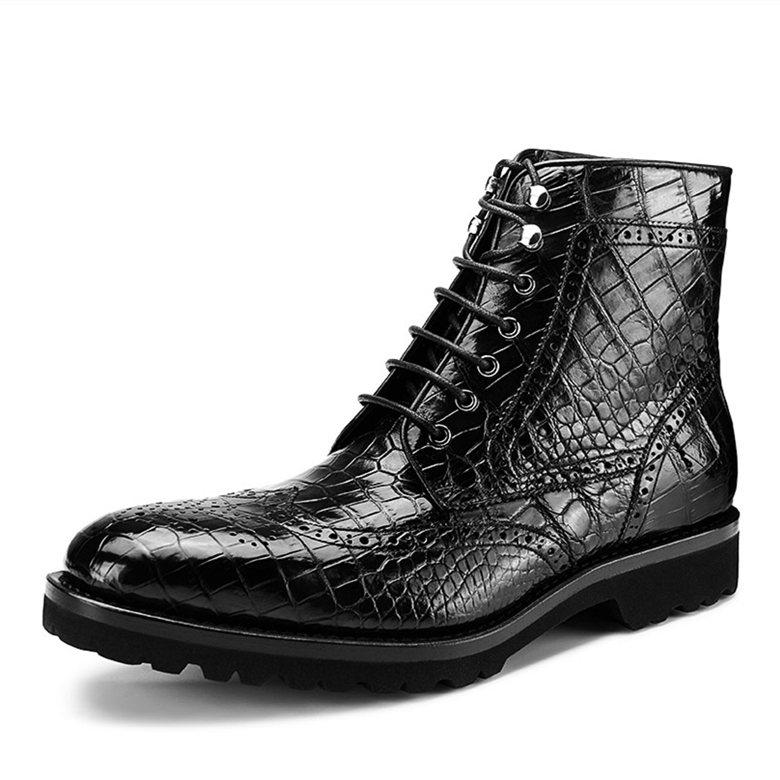 Giay boots da ca sâu cao câp - 5