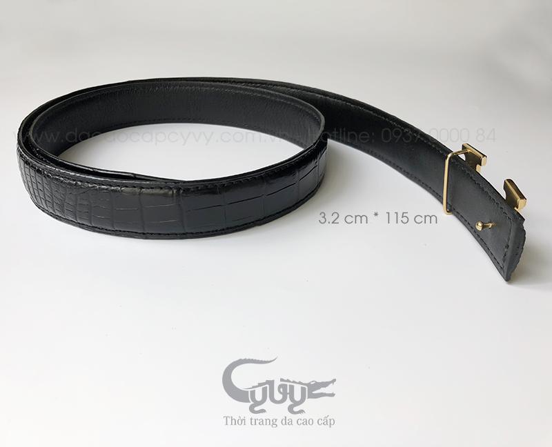 Thăt lưng da ca sâu cao câp ban 32 cm tcla321m - 2