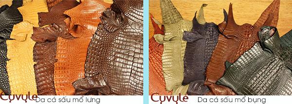 8 cách phân biệt da cá sấu thật hay giả - 2