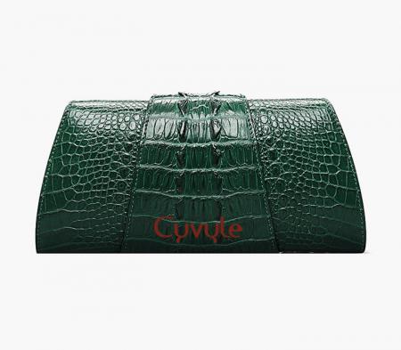 Túi đeo da cá sấu cao cấp tcl274b - 6
