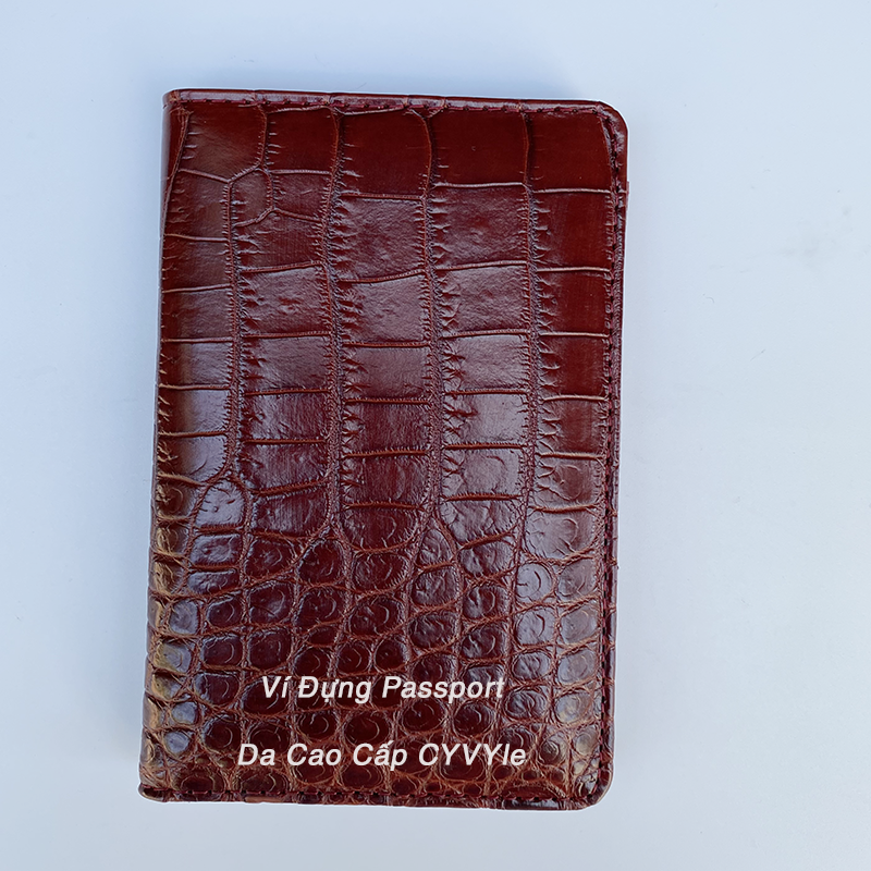 Ví đựng hộ chiểu - passport cover - 1