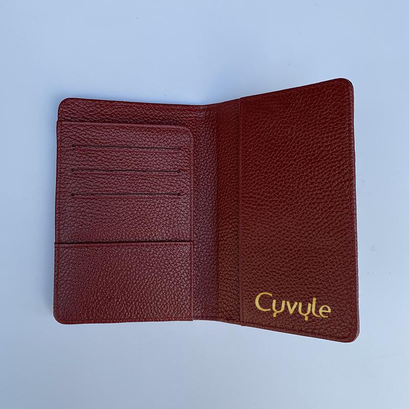 Ví đựng hộ chiểu - passport cover - 3