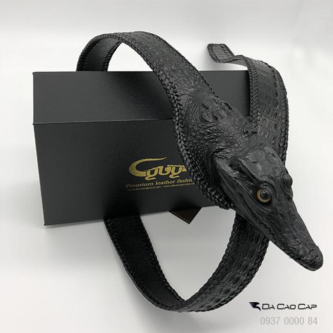 Những sản phẩm độc đáo từ da cá sấu khiến nhiều người kinh ngạc - 58