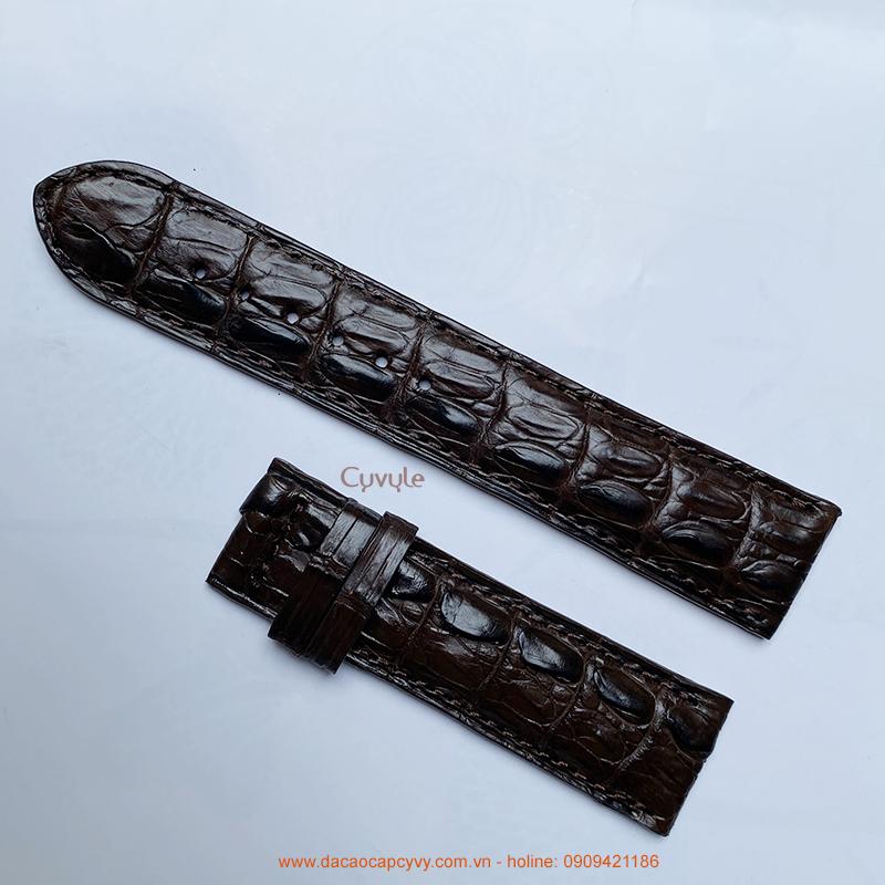 Dây đông hồ da cá sấu vây đuôi - 16