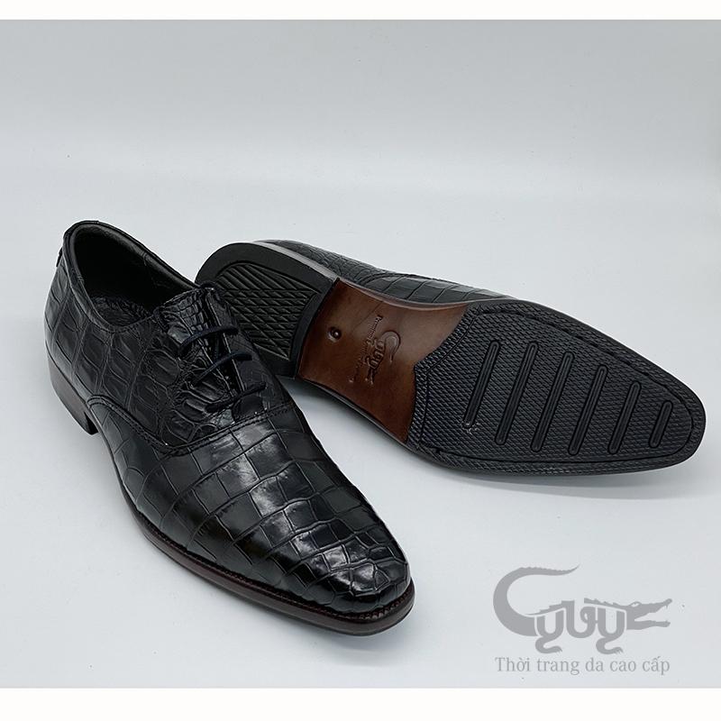 Giày da cá sấu - gc-07bd - 4