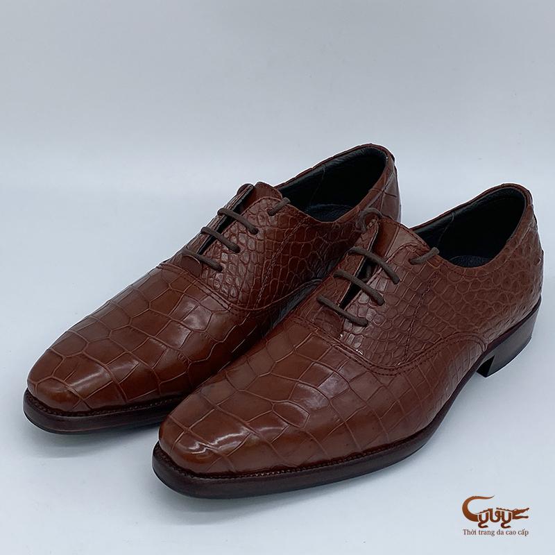 Giày da cá sấu gc-03 - 4