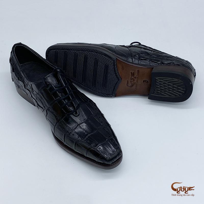 Giày da cá sấu gc-04d - 3