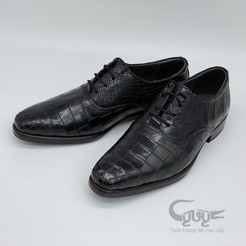 Giày da cá sấu - gc-07bd - 3