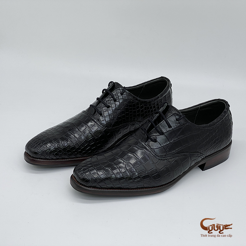 Giày da cá sấu cao cấp gc-07 - 6