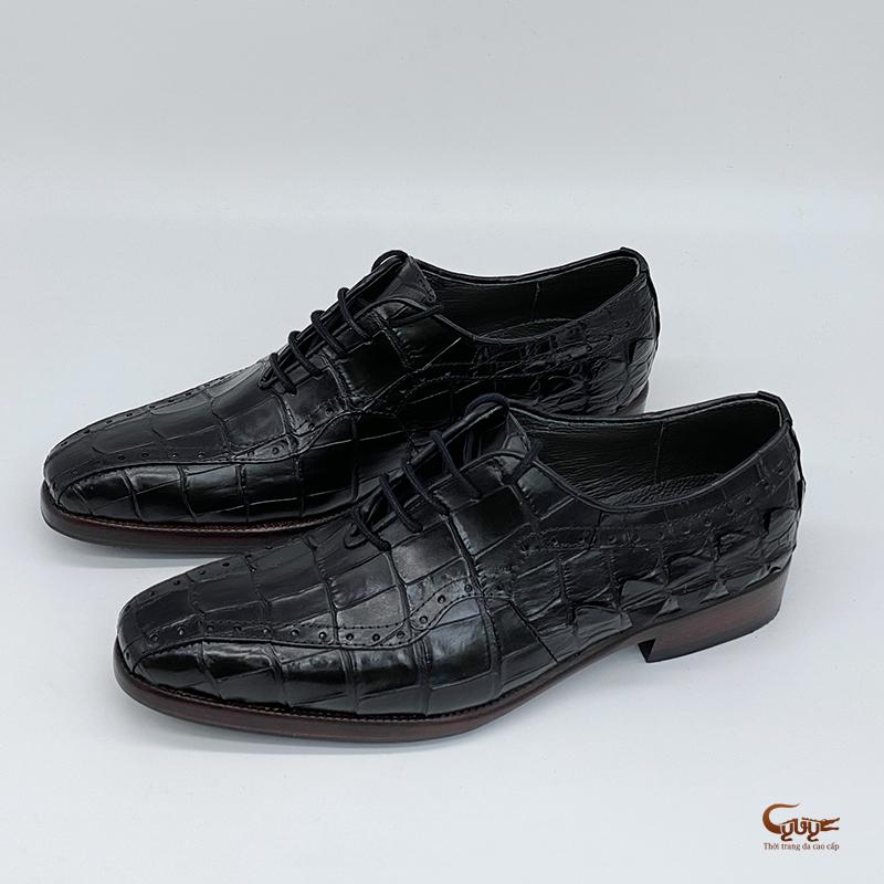 Giày da cá sấu gc-04d - 5