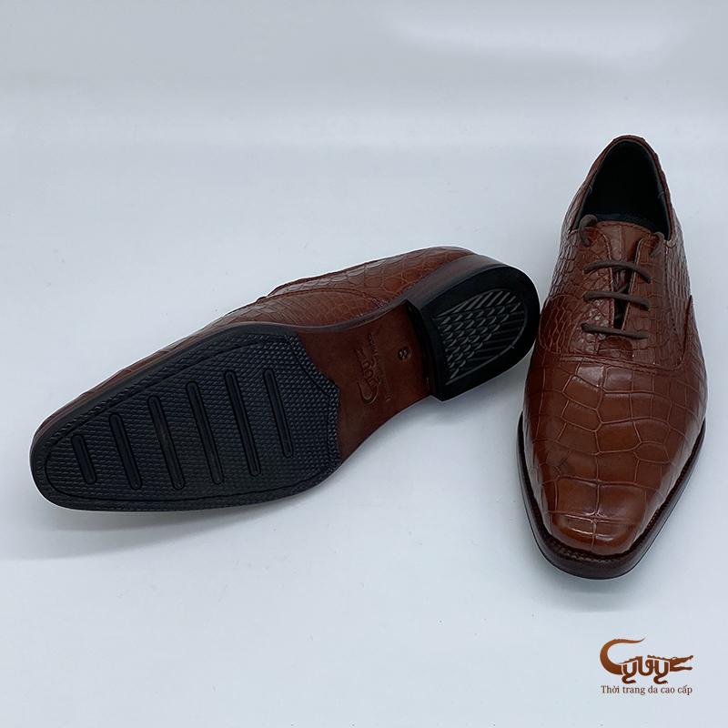 Giày da cá sấu gc-03 - 5