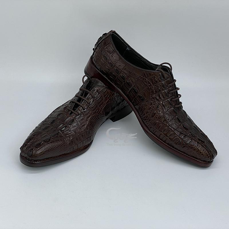 Giày da cá sấu cao cấp gc-02 - 3