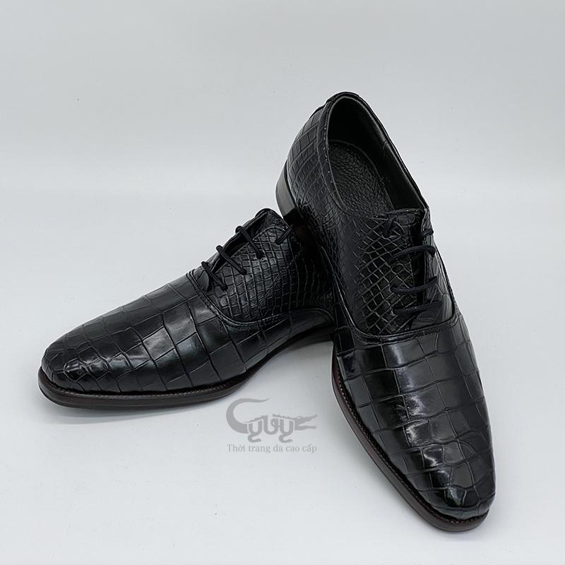 Giày da cá sấu - gc-07bd - 5