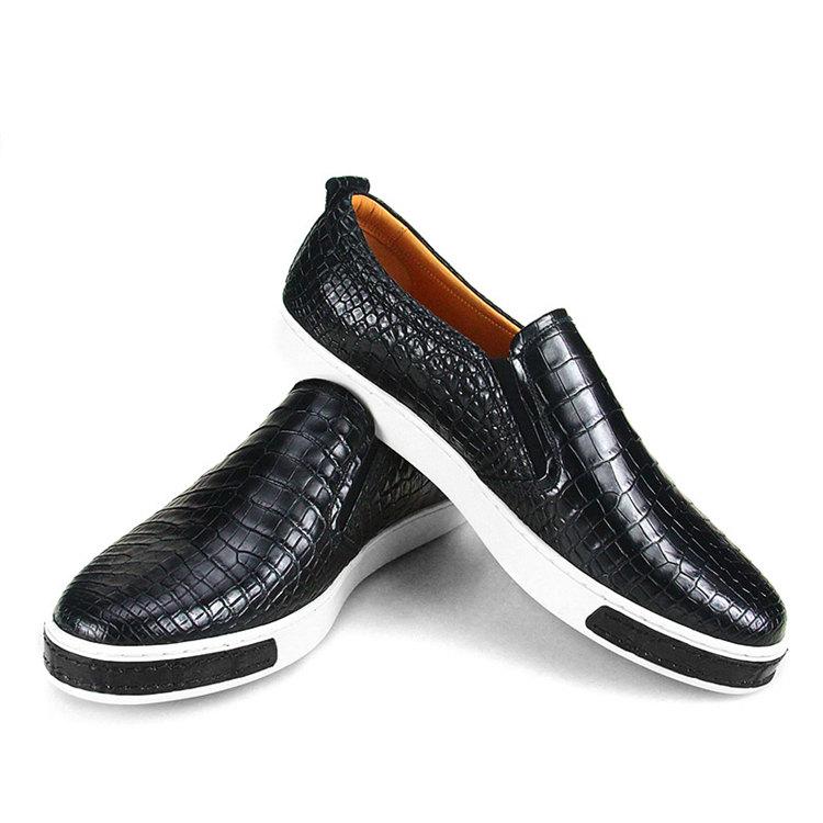 Giày da cá sấu kiểu thể thao - GCTF401N