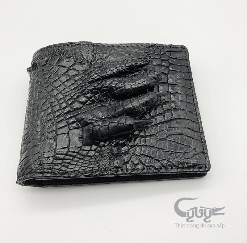 Ví bàn chân cá sấu VCJ95121