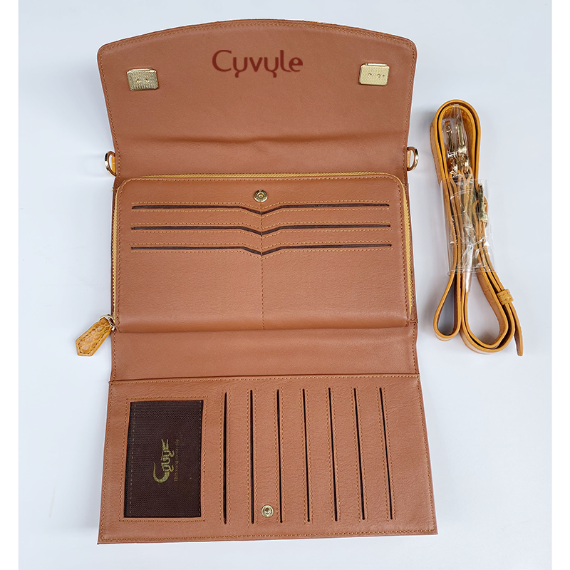 Túi đeo da cá sấu cao cấp BCLLG3M4