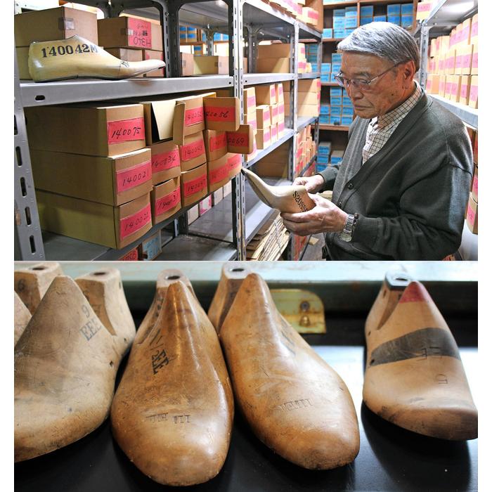 Xưởng làm khuôn giày 100 tuổi ở Nhật Bản phải đóng cửa