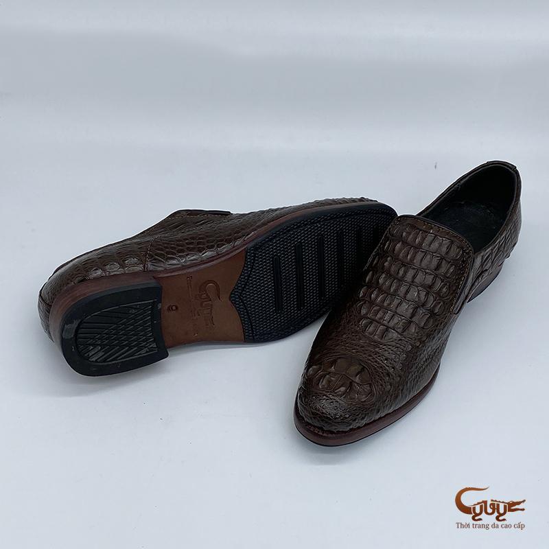 Giày da cá sấu GC-01
