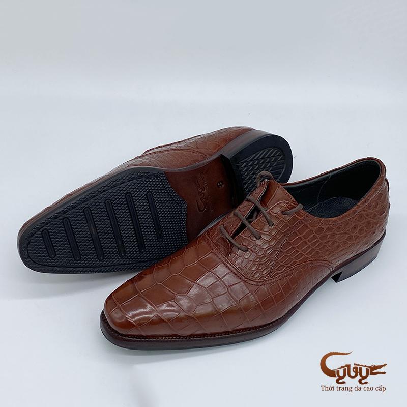 Giày da cá sấu GC-03