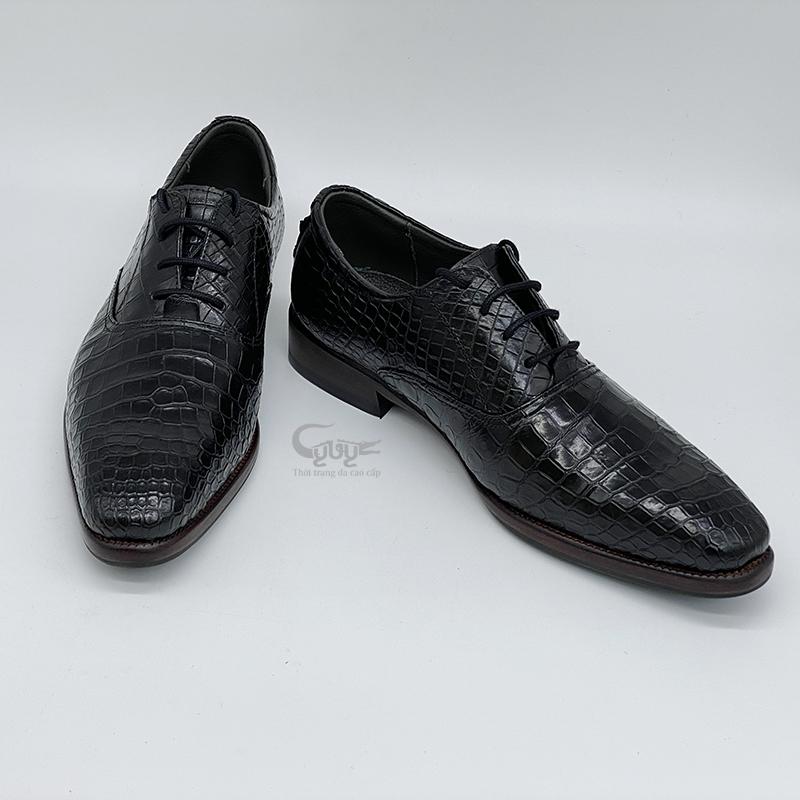 Giày da cá sấu cao cấp GC-07