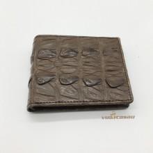 Quy trình sản xuất 1 chiếc ví da cá sấu xịn