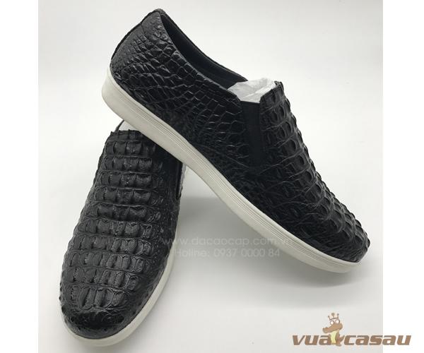 Giày nam da cá sấu cao cấp mẫu sport