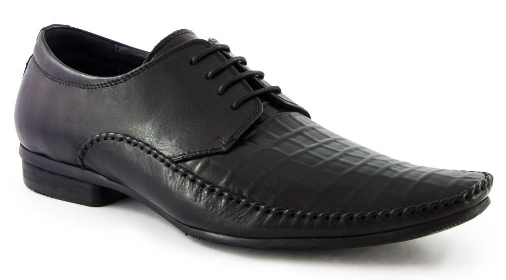 Cách chọn mua giày da vừa ý nhất - 1