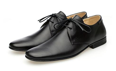 Cách chọn giày da phù hợp với dáng người của bạn - 1
