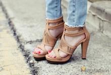 Giúp nàng chân to chọn giày như ý