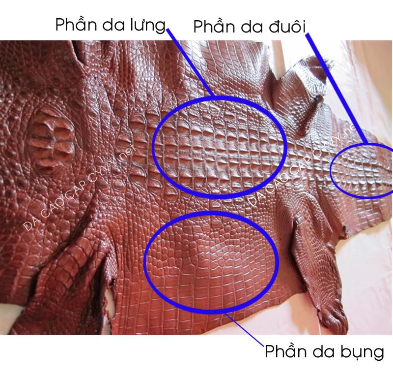 Hướng dẫn cách chọn ví da cá sấu bền và đẹp - 3