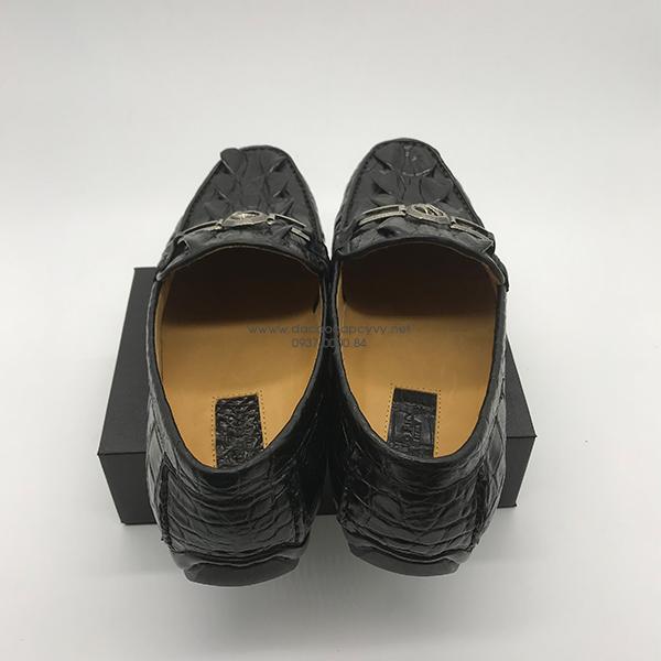 giày nam da cá sấu cao cấp - 1
