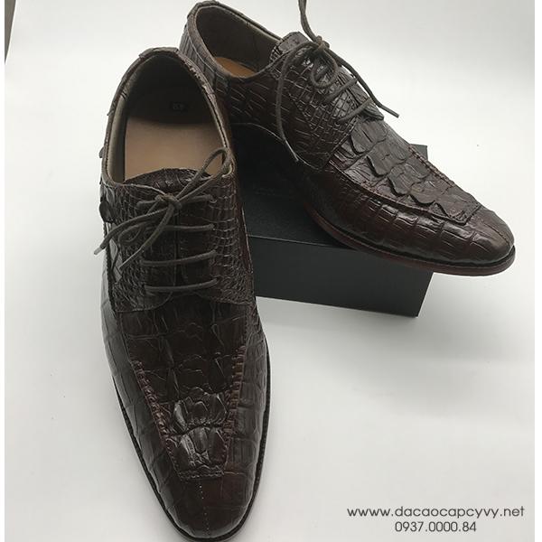 Giày da cá sấu cao cấp cyvy - 1