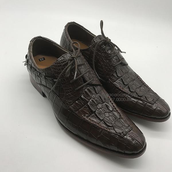 Giày da cá sấu cao cấp cyvy - 2