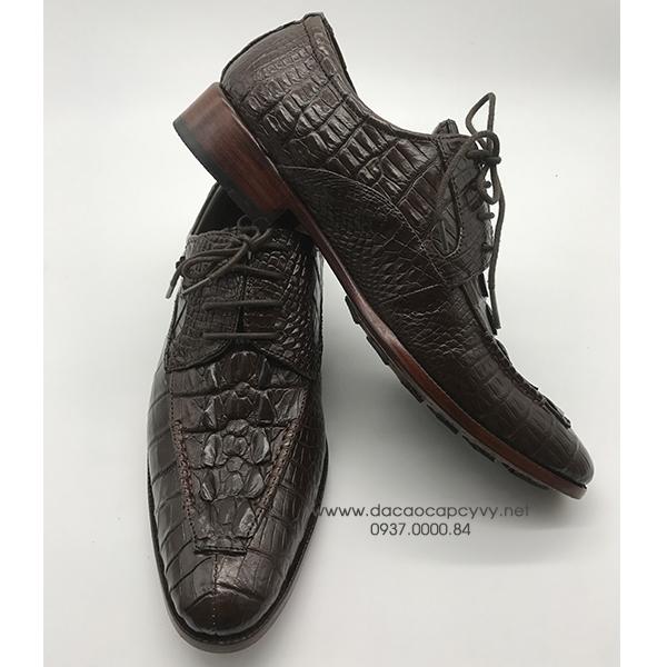 Giày da cá sấu cao cấp cyvy - 3