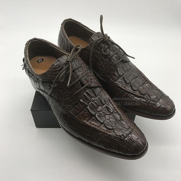 Giày da cá sấu cao cấp cyvy - 4