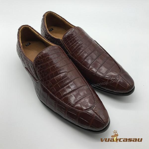 Giày da cá sấu kiểu italy - 2