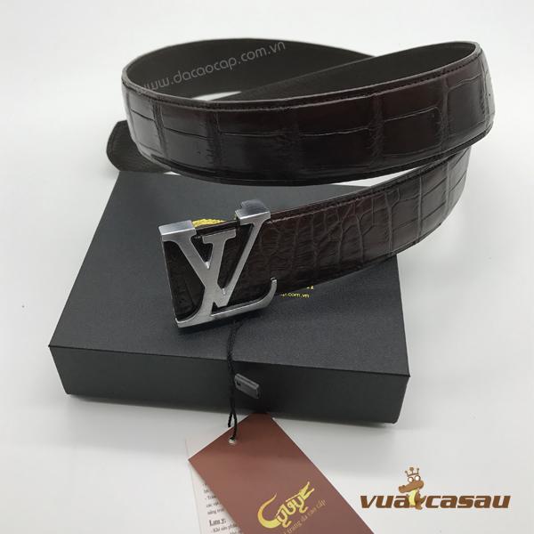 Thắt lưng da cá sấu ev xịn - tcfl402mm - 3