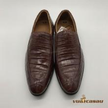 Giày da cá sấu kiểu Italy