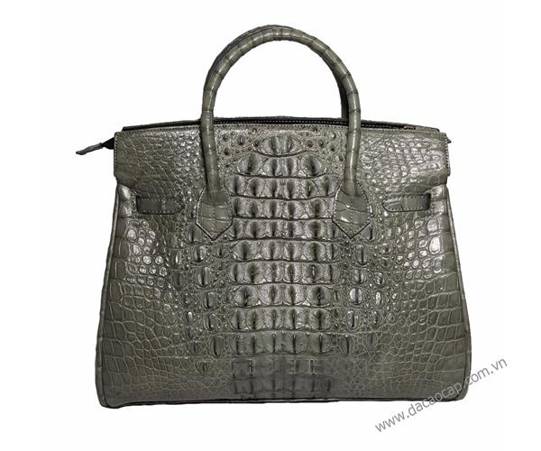 Túi xách da cá sấu