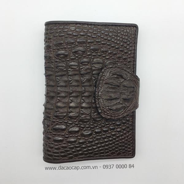 Vi passport da ca sâu xin mau nâu đen - 1